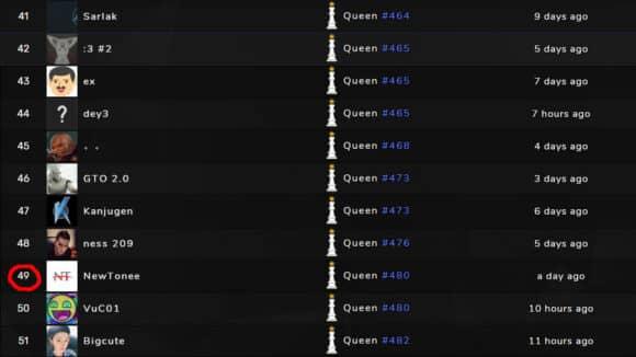 Queen интервью: NewTonee — ♕480