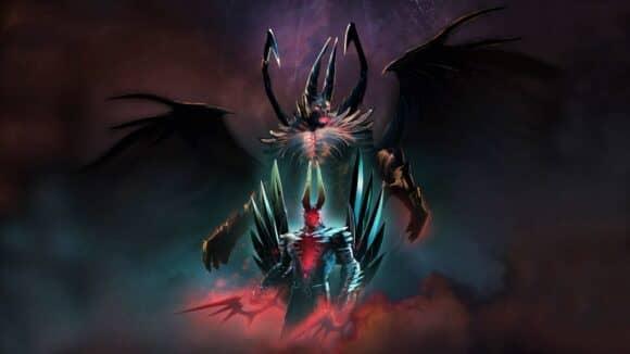 Охотники на демонов в Dota Underlords
