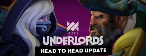 Обновление Dota Underlords от 02.08.2019